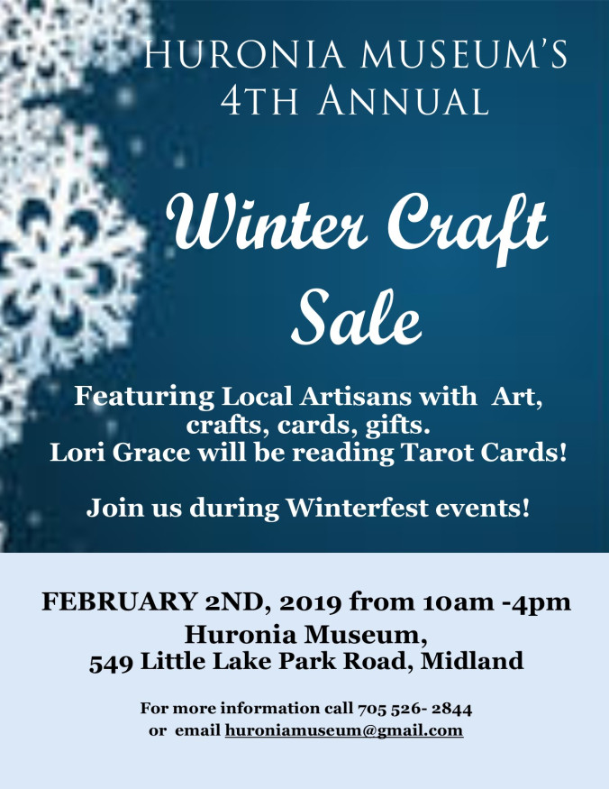 Winter Craft Sale