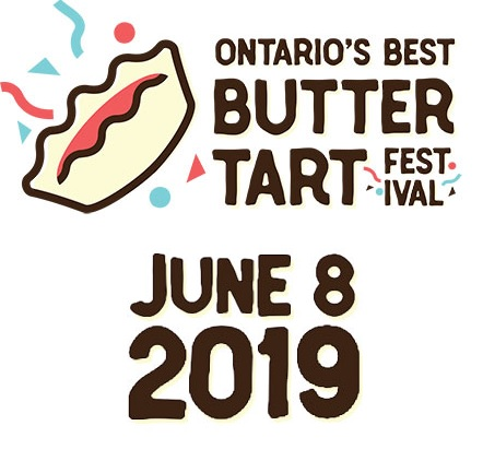 June 8th Butter Tart Festival Midland