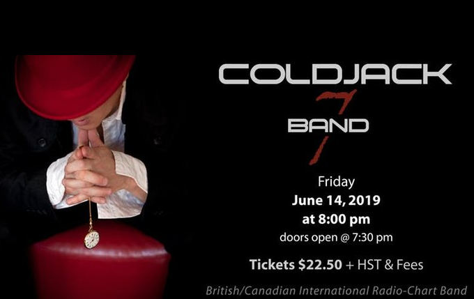 Coldjack Band at the Midland Cultural Centre - June 14