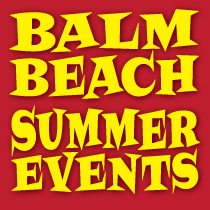 Balm Beach Family Fun Day - July 28th