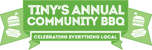 Tiny Community BBQ - July 20th