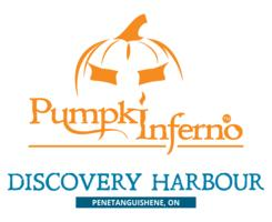 Pumpkinferno at Discovery Harbour October 3rd - 30th