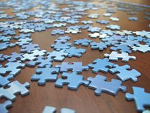 Do a jigsaw puzzle